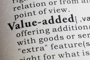 54035079 - dictionary definition of value-added.